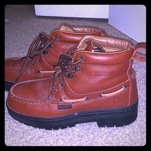 Wolverine steel-toe workboots, Women's size 6.5